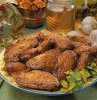 M&M - Honey Garlic Chicken Wings